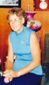 Aunt Hazel, my first professor